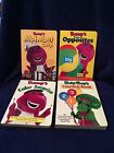 Barney Board Books Alphabet Soup Color Surprise  Baby Bops Counting Book