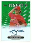 Shelby Miller St. Louis Cardinals 2013 Topps Finest RC Auto Rookie Card 066 125