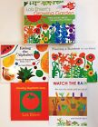Lot 3 Lois Ehlert Eating the Alphabet Planting a Rainbow Growing Vegetable Soup