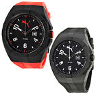 Puma Iconic Black Dial Rubber Sports Mens Watch Choose color