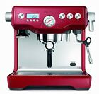 Breville BES920XL Dual Boiler Espresso Machine in CRANBERRY RED - BRAND NEW