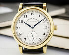 A Lange & Sohne 233.021 1815 Yellow Gold Manual 40mm MINT