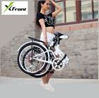 Folding Bike Shock Absorber Carbon Steel Children Outdoor Portable Road Bicycle