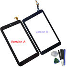 New 8 inch Black Touch Screen For Alcatel One Touch Pixi 3 8 3G 9005X Digitizer
