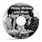 Fibber McGee and Molly, All Known 1,127 Old Time Radio Shows MP3 DVD F82