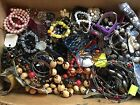 Lot Vitnage to Modern Costume Jewelry Over 10 lbs