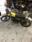 1975 Yamaha DT400 Enduro street legal no title for parts