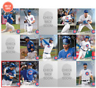 2017 Topps Now Road To Opening Day Chicago Cubs 15) Team Set Kris Bryant Rizzo