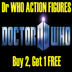Doctor Who Action Figures Multi Listing Discounts Available New Items Added