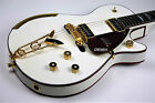 Gretsch Custom Shop 1955 White Penguin Steve Stern W/OHSC Free Shipping