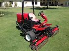 2001 TORO Sidewinder reel mower. Only 749 hours. Excellent condition