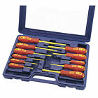 Draper Expert VDE Fully Insulated Screwdriver Set 4, 7 & 11 Piece Available