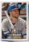 2017 Topps TBT from Set 8 60th Anniversary #43 Kris Bryant 1957 Design Sold Out