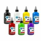 Starbrite Tattoo Ink 7 Color Set With Stable Ink Cups 1 2 or 1oz