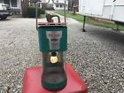 L@@K Bernz O Matic Dual Beam Propane Lantern With Red Top TX-750 WORKS!!! L@@K