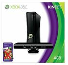 Xbox 360 250GB Bundle With Kinect Console Very Good 2Z