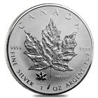 2017 1 oz Silver Canadian Maple Leaf 150th Anniversary Privy 5 Coin BU