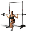 Rack Stand Power Strength Lifting Workout Training Fitness Exercise