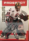 Corey Crawford 2006-07 Heroes and Prospects Rookie Autograph Norfolk Admirals RC