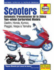 Scooters With Automatic Transmission Repair Manual 50cc 250cc HAYM2760