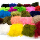 WOOLY BUGGER MARABOU Hareline Premium Strung Feathers Jig  Fly Tying NEW