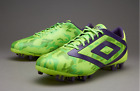Umbro Mens 11 Geo Flare PRO FG Soccer Boots Cleats Green Camo 80820U CMX NEW BOX
