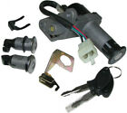 Key Switch Group 150QT 12 4 pin plug for GY6 150cc Scooters