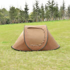 Waterproof 2 3 Person Camping Tent Automatic Pop Up Quick Shelter Outdoor Hiking