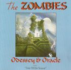 The Zombies cd Odessey & Oracle 1986 ROCK MACHINE reissue MACD 6 OOP Rod Argent