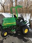 John Deere 7500e 1206hr Fairway mower Toro Jacobsen Golf Course Wam