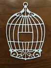 Ornamental Bird Cage 6 pcs Paper Die Cuts Scrapbooking And Cardmaking