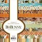 BoBunny Single Sided Paper Pad 6 Inch X 6 Inch 36 Pkg Take A Hike 665573065827