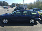 LARGER PHOTOS: jaguar x type estate diesel