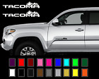 Toyota Tacoma Door Badge Emblem Decals Truck Door Side Vinyl Stickers Trd Racing