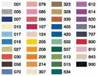 Brother sewing machine genuine Ultra Post 39 color set embroidery thread ETS39