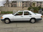 1987 Mercedes-Benz E-Class TURBODIESEL TURBO below $3000 dollars