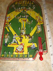 Baseball Pinball Game~Schylling~2007~Points For Single~Home Run~Etc