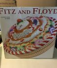 Fitz & Floyd Nutcracker Sweets Pie Keeper NIB i345 Never Out Of The Box