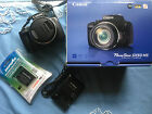 Canon PowerShot SX50 HS 121 MP Digital Camera Black