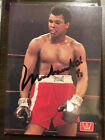 1991 AW Sports Muhammad Ali PSA DNA Signed Autograph Boxing Trading Card