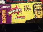 2003 MIKE BLISS #20 ROCKWELL MONSTERS FRANKENSTEIN *1 OF 300 MADE *RCCA CLUB CAR