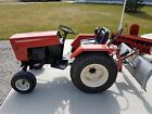 1983 Case 448 Black Frame with 3 point hitch attachments manuals and extras