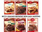 Betty Crocker Delights Brownie Mix Pick And Choose Nutty Chocolate Free Shipping