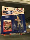 1988 KENNER STARTING LINEUP MARK MCGWIRE OAKLAND A'S FIGURE MINT IN BOX