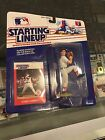 1988 KENNER STARTING LINEUP ROGER CLEMENS BOSTON RED SOX FIGURE MINT IN BOX