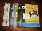 Abeka 12th Grade PreCalculus Trig Analytical Geometry Current Set