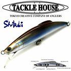 TACKLE HOUSE HI TECH TUNA LURE SHIBUKI LIPLESS MINNOW  V186LS