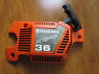 HUSQVARNA 36 CHAINSAW PARTS STARTER REWIND ASSEMBLY 530-029796 WITH LINER