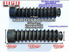 118 x 177 x 768 Rubber Fork Boots Sleeves Gators  Motorcycle Dirt Bike ++
