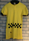 Vintage NOS NEW French Peugeot cycling jersey wool